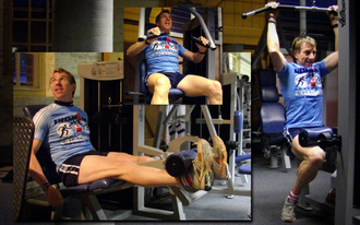 14 Hour Day for Disability Training Diary: Gym Workout Forum
